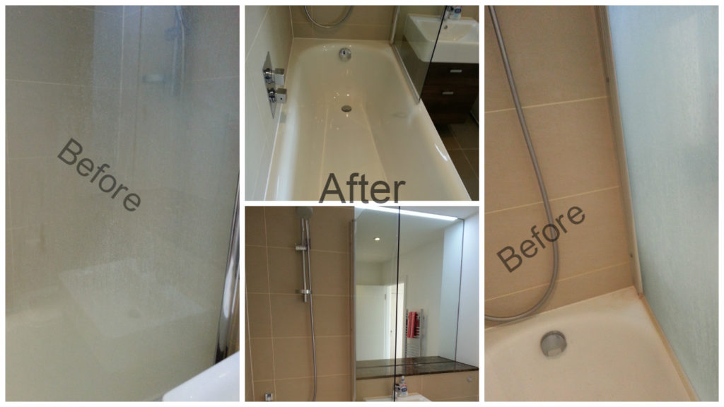 Bathroom Cleaning London